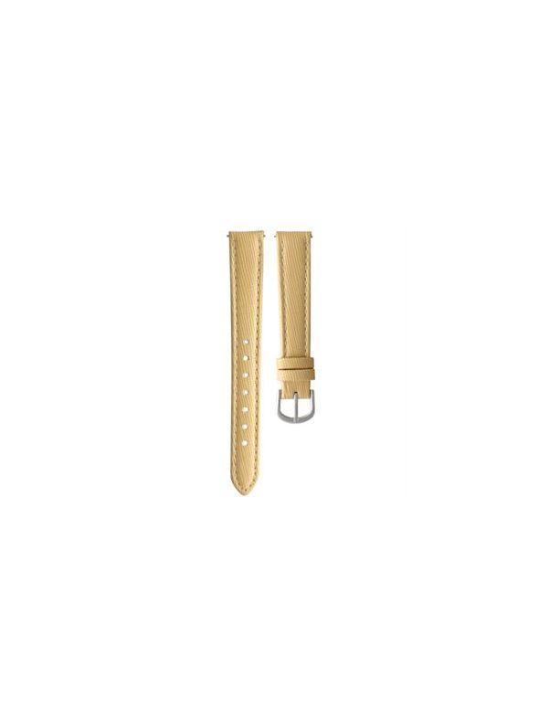 Interchangeable Champagne Locket Bracelet Strap